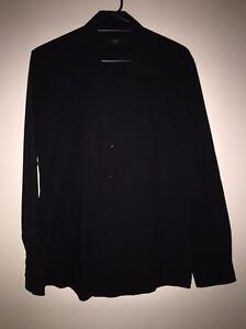 SABA Mens Black Shirt XL - RRP 149$ Birkdale Redland Area Preview