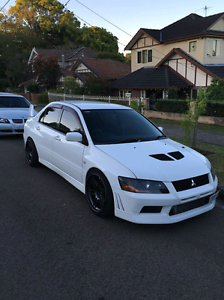 Looking for Mitsubishi Evolution 7, 8 or 9 shell Maryland Newcastle Area Preview