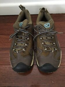 Hiking Boots - Keen Euro 41 Warn Twice Ashgrove Brisbane North West Preview