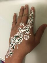 Lily's WHITE henna art. Inhome services available Punchbowl Canterbury Area Preview