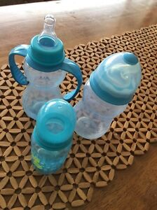 Timer tippee bottles and transitional drink cup Manly Brisbane South East Preview