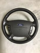 Ford XR6 steering wheel and airbag with controls. Secret Harbour Rockingham Area Preview