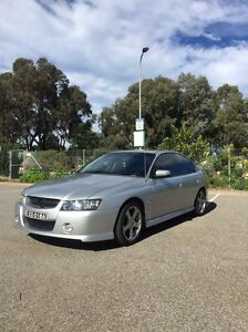 04 VZ SV6 Holden Commodore Adelaide CBD Adelaide City Preview