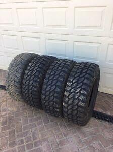 37inch mud tyres Lysterfield Yarra Ranges Preview