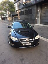 2007 Subaru Liberty GT Premium with Navigation Pyrmont Inner Sydney Preview