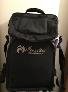 Henselite Pro select trolley bag like brand new Ferntree Gully Knox Area Preview