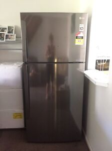 LG fridge and freezer Logan Central Logan Area Preview