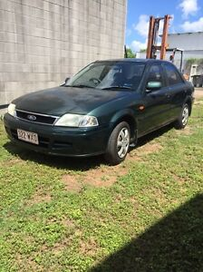Ford Laser with RWC & Rego Idalia Townsville City Preview