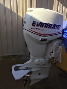 Outboard evinrude e tec 2006 Meadow Heights Hume Area Preview