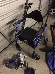 Hugo navigator mobility walker & wheelchair Strathfield Strathfield Area Preview