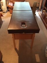Timber Framed Massage Table Invergowrie Uralla Area Preview