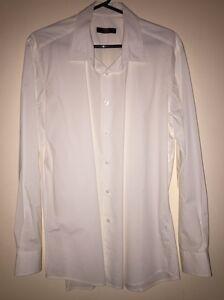 SABA Mens White Shirt XL - RRP 149$ Birkdale Redland Area Preview