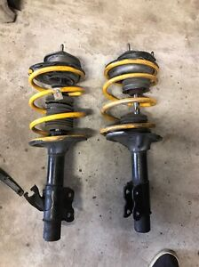 S14 200sx front struts with Low King Springs Hilton Fremantle Area Preview