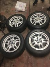 $200 BMW 16 INCH SILVER RIMS Taylors Hill Melton Area Preview