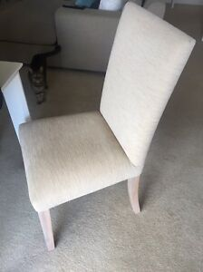 Dining table Chairs Cronulla Sutherland Area Preview