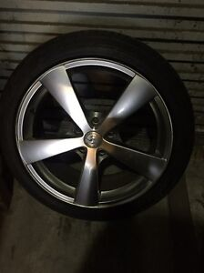 "19"" ve vz vf holden BMW commodore 5 120 wheels rims Waterford Logan Area Preview"