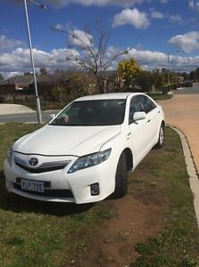 9/2011 Camry hybrid with low km 89989 Gungahlin Gungahlin Area Preview
