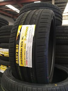 245/35R20 DAILYWAY $79each FITTED Riverwood Canterbury Area Preview