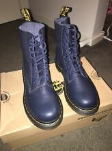 Dr Martens Soft Leather Ladies Boots US6 Mernda Whittlesea Area Preview