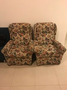 Floral Couches North Strathfield Canada Bay Area Preview
