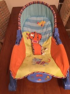 Fisher Price baby/toddler rocker Berowra Hornsby Area Preview