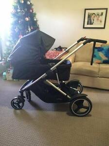 Phil & Teds Voyager Pram Camira Ipswich City Preview