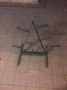 Weight Tree / Rack + 20kg of weight Como South Perth Area Preview