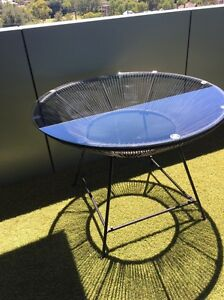 Indoor outdoor round table Hawthorn East Boroondara Area Preview