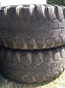 33 12.5 15 tyres free Welshpool Canning Area Preview