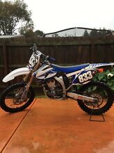 YAMAHA YZ250F 2006 Rowville Knox Area Preview