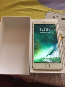 Apple iPhone 6 S plus gold 64GB(apple warranty) Chadstone Monash Area Preview