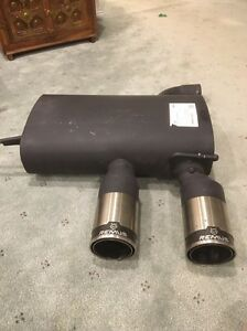 Remus MK5 Golf R32 Rear Muffler Exhaust Auburn Auburn Area Preview