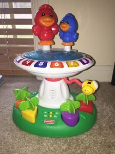 Fisher price bird bath Greenbank Logan Area Preview