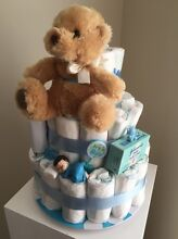Nappy Cake for Baby Boy Kellyville The Hills District Preview