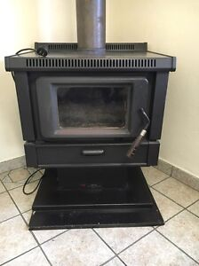 Woodfire fireplace Enfield Burwood Area Preview
