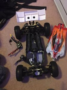 Serpent 811Be 2.0 1/8 Roller RC buggy Bondi Junction Eastern Suburbs Preview