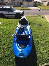 Twin fishing kayak Thornton Maitland Area Preview