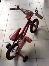 Bike with learner wheels Kewarra Beach Cairns City Preview
