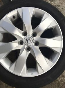 """17"""" alloy wheels with tyres Honda Accord Inala Brisbane South West Preview"""