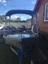 HONDA FOUR STROKE OUTBOARD&BOAT Inala Brisbane South West Preview