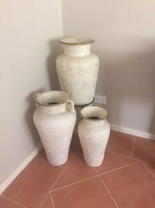 Decorative urns Barden Ridge Sutherland Area Preview