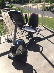 Pro-from 425 ZLX exercise bike Pearce Woden Valley Preview
