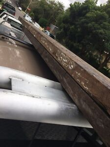 Recycled timber beams Freshwater Manly Area Preview