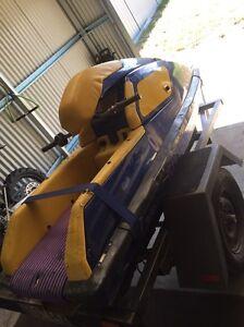Kawasaki 650sx stand up JetSki Albury Albury Area Preview