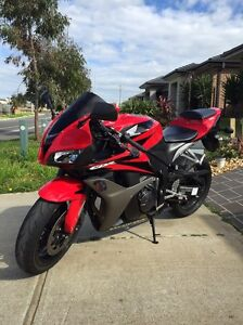 2007 Honda cbr600rr Clyde Casey Area Preview