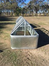 Very heavy large square hay feeder Back Plains Toowoomba Surrounds Preview