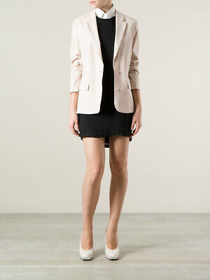 BNWT ACNE STUDIOS Cindy Pink Blush Jacket Coat size 8/40 Retail $580 Blazer Chic