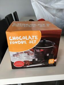 Chocolate fondue set Henley Brook Swan Area Preview