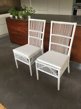 Oz Design Kono chairs x2 Avalon Pittwater Area Preview