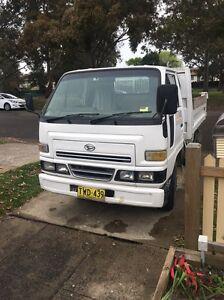 Delta tipper truck. South Wentworthville Parramatta Area Preview